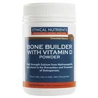 Ethical Nutrients Ethi Cal Bone Builder with Vitamin D Powder 150g