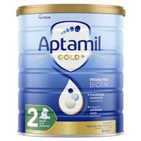 Aptamil Gold+ 2 Follow-On Formula 6-12 Months 900g
