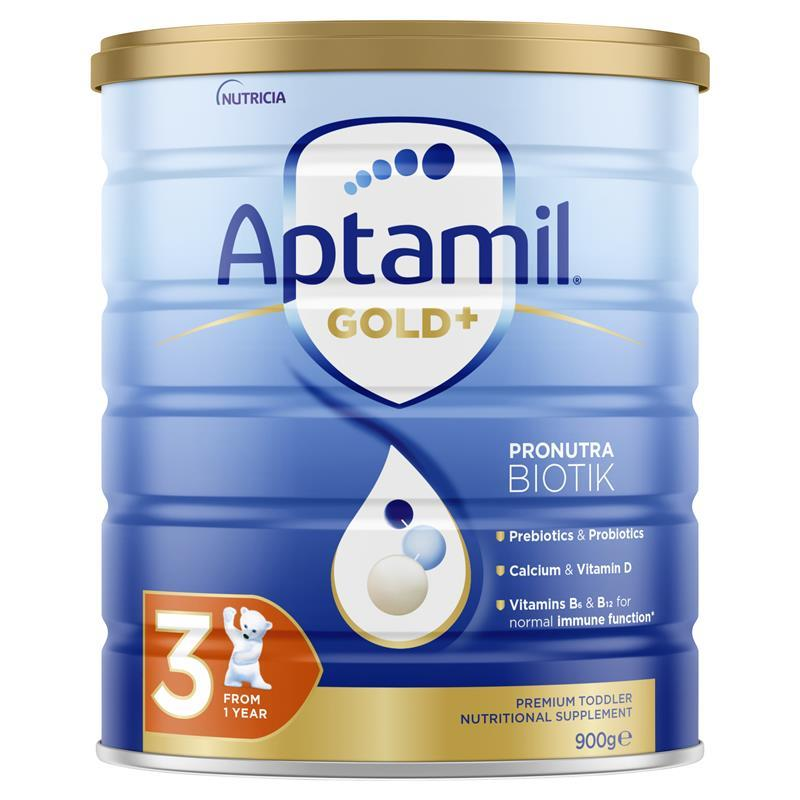 Details about Aptamil Gold+ 3 Toddler Nutritional Supplement From 1 year  900g
