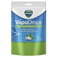 Vicks Vapodrops Original 24