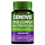 Cenovis Liver Support Milk Thistle 7000 75 Tablets