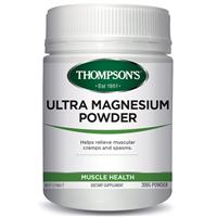 Thompson's Ultra Magnesium Powder 200g