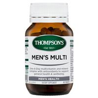 Thompson's Men's Multi 60 Tablets