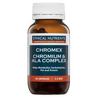 Ethical Nutrients Chromium Sugar Balance 60 Capsules