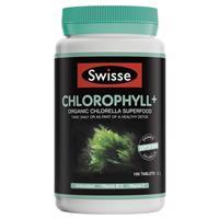 Swisse Chlorophyll+ 100 Tablets