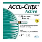 Accu-Chek Active Strips 100