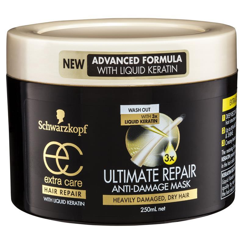 Buy Schwarzkopf Extra Care Ultimate Repair Mask 250ml