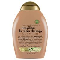 Organix Brazillian Keratin Therapy Ever Straight Shampoo 385mL