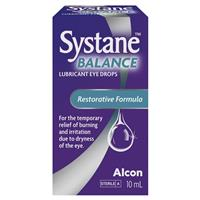 Systane Balance Lubricant Eye Drop 10ml