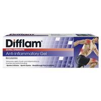 Difflam Extra Strength Gel 75g