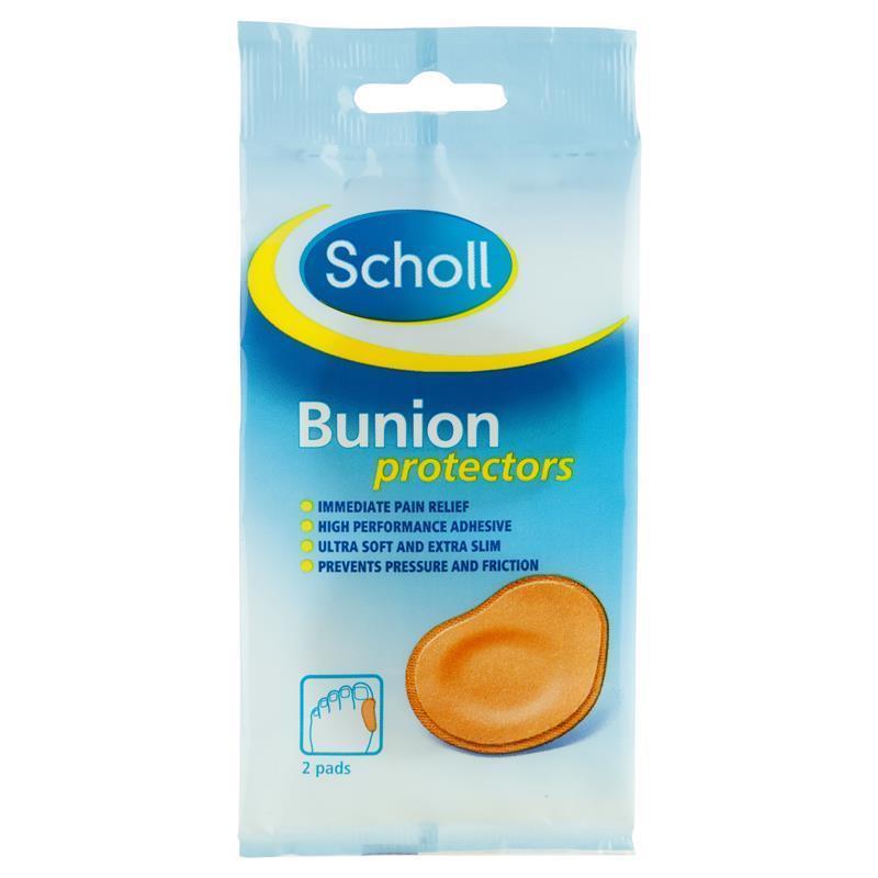 Scholl bunion protectors