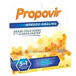 Propovir Cold Sore Ointment 2g