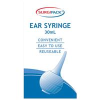Surgipack 6314 Ear Syringe 30mL Small