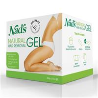 Nad's Natural Hair Removal Gel Tub 350g