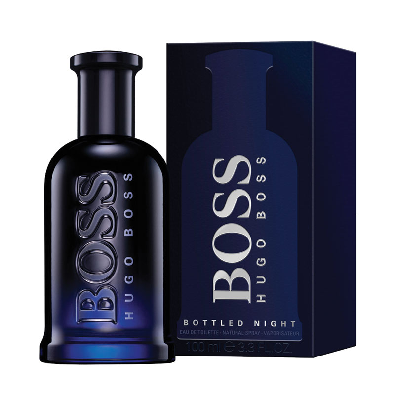 buy hugo boss bottled night eau de toilette 100ml spray. Black Bedroom Furniture Sets. Home Design Ideas