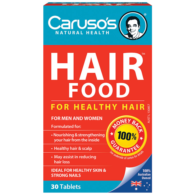 Caruso S Hair Food