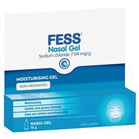 Fess Nasal Gel 15g