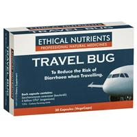 Ethical Nutrients Travel Bug 30 Capsules