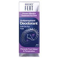 Neat Feat Roll On Antiperspirant Deodorant 60mL