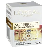 L'Oreal Dermo Age Perfect Intense Nutrition Eye 15ml