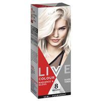 Schwarzkoft Live Colour Silver Tone
