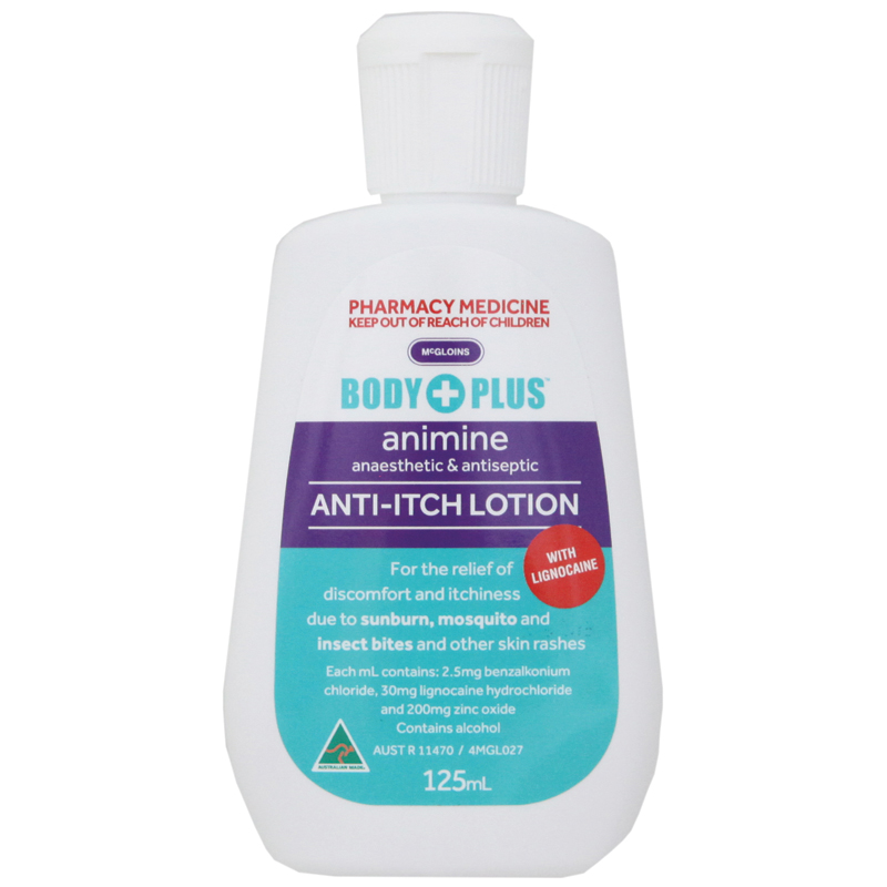 Image of Animine Anti-Itch Lotion 125ml