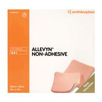 Allevyn Non-Adhesive 10cm x 10cm Single Dressing