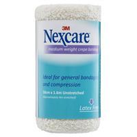 Nexcare Crepe Bandage Medium 100mm x 1.6m