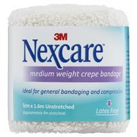 Nexcare Crepe Bandage Medium 50mm x 1.6m