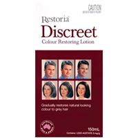 Restoria Discreet Colour Restoring Lotion 150ml (Not Available in QLD)