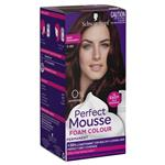 Schwarzkopf Perfect Mousse 5-86 Deep Mahogany