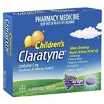 Claratyne Children's Chewable 10 Tablets