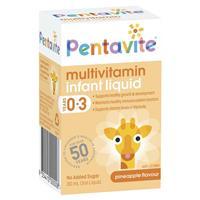 Pentavite Infant Drops 30ml