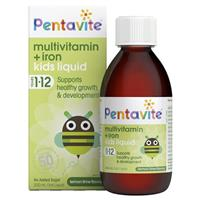 Pentavite Children's Liquid 200ml