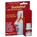 Sudafed Nasal Spray Refill 20ml