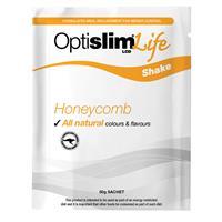 OptiSlim Life Shake Honeycomb 50g Sachet