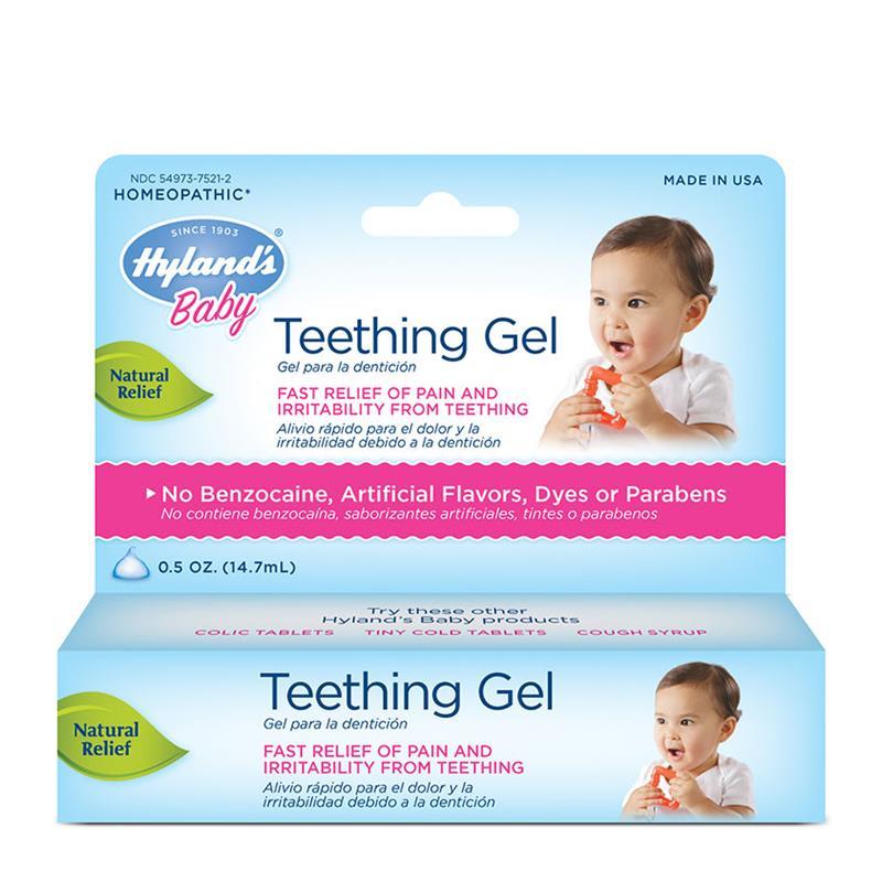 Buy Hylands Teething Gel 14g Online At Chemist Warehouse 174