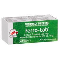 Ferro Tab 200mg 60 Tablets