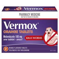 Vermox Tablets 2