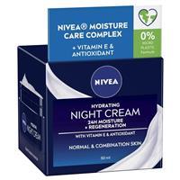 Nivea Visage Daily Essentials Regenerating Night Cream 50ml