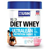 USN Diet Whey Ultralean 450g Strawberry