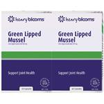 Blooms Green Lipped Mussel 120 Capsules Twin Pack