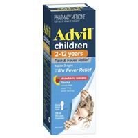 Advil Pain & Fever Suspension 200mL