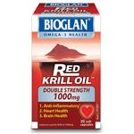 Bioglan Red Krill Oil 1000mg 30 Capsules