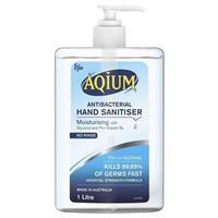 Ego Aqium Hand Sanitiser 1 Litre