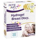 Rite Aid Hydrogel Breast Discs 12 Pack