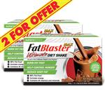 FatBlaster 2 For $50 VLCD Weight Loss Shake Chocolate 21