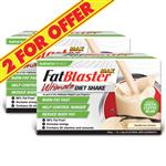 FatBlaster 2 For $50 VLCD Weight Loss Shake Vanilla 21