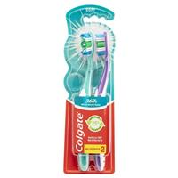 Colgate Toothbrush 360 Degree Soft Twin Pack