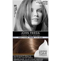 John Frieda Precision Foam Colour 6N Light Natural Brown